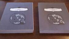 World book of Harrises Volume 1 & 2 I & II Genealogy Harris