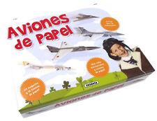 Aviones de papel. nuevo. nacional urgent/internac. económico. literatura infant
