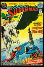 Superman #249 FN/VF 7.0    DC Comics