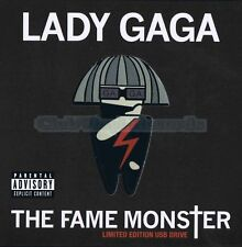 STILL SEALED Lady Gaga - The Fame Monster Limited Edition USB Drive Memory Stick