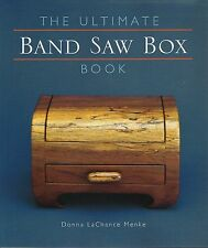The Ultimate Band Saw Box Book- PDF Copy Download