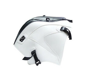 BMW G 650 GS 2011 2012 BAGSTER TANK COVER Motorcycle Protector WHITE 1607A