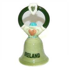 Bell Irish Claddagh Decorative Ceramic Porcelain table Collectibles 7345