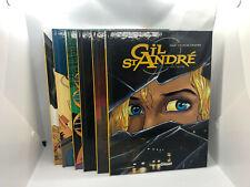 Lot de 6 Albums Bd Gil St André N°2 à 7 Proche du neuf E.O & Rééd.
