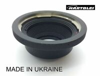Hasselblad V Lens to Nikon Mount Camera Adapter - Hartblei