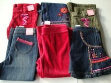Gymboree PERUVIAN DOLL Denim Pants Cords Jeans Skirt Girl Size 3 & 3T NWT - Fall