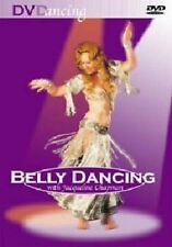 BELLY DANCING WITH JACQUELINE CHAPMAN DVD - (BELLYDANCE)