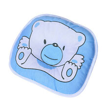 Infant Babys Anti Roll Pillow Newborn Positioner Prevent Flat Head Cushion HOT1