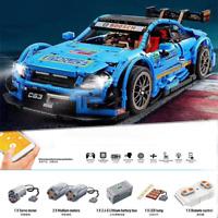 Custom Technic C 63 Racing Car 42056 42083 Building Blocks Bricks MOC 1970 Parts