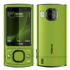 Nokia 6700s 6700 Slide Green 5.0MP Aluminum Video FM GSM 3G T-Mobile Smartphone