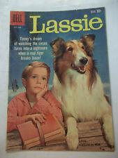 LASSIE  #47  (1959)  VG/FN