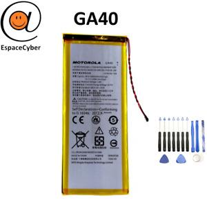 Batterie Motorola GA40 Moto G4 Plus XT1622 XT1641 XT1644 3000 mAh 3.8 V