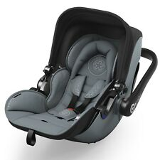 Kiddy Babyschale Evolution Pro 2 Autoschale Babysafe Steel Grey TOP