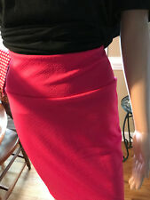 WOW Adorable LULAROE Cassie Pencil Skirt Hot Pink Size Small NWOT