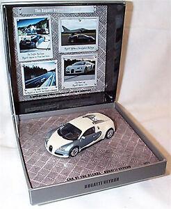 Bugatti veyron  Top gear Car of the decade New in Box ltd edition