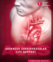 Advanced Cardiovascular Life Support (ACLS) Provider Manual 16th Edition [P.D.F]