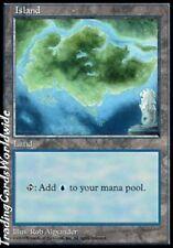 Island Version 3 // NM // APAC Lands // engl. // Magic the Gathering