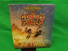 You Only Die Twice (Genius Files, Book 3) (The Genius Files) Audio by Dan Gutman