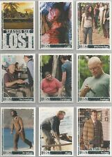 "Lost Archives - ""Season Six"" 18 Card Chase Set #109-126"