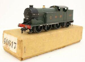Vintage Hornby Dublo EDL7 OO Gauge N2, GWR Green 0-6-2T Locomotive, Boxed