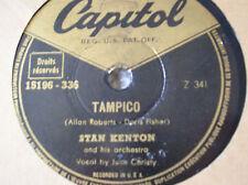 78 rpm-STAN KENTON - Eager beaver - CAPITOL 15196-336