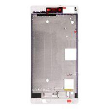 CARCASA CHASIS INTERMEDIO SOPORTE PANTALLA LCD COLOR BLANCO HUAWEI ASCEND P8