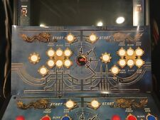 Mortal Kombat 4 Arcade Mame Control Panel Overlay MK4 Decal Sticker CPO Midway