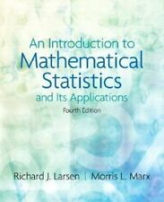 Introduction to Mathematical Statistics and Its Applications, An (4th Edition)