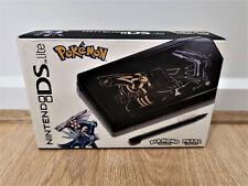 RARE Nintendo DS lite Pokemon Black Dialga Palkia Diamond Pearl Edition