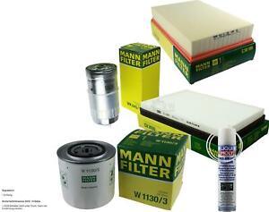 Mann Filter + Liqui Moly Air Für Volvo V70