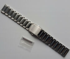 Genuine Watch Band 20mm Stainless Steel Bracelet Casio MTP-1235D-1A MTP-1235D-2A
