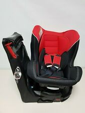 Foppapedretti Kindersitz 360° Gr. 0/1, bis 18 kg, rot FA0061  AS