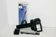 Sunpak Auto 522 Thyristor Flash With Battery Holder & Sync Cable