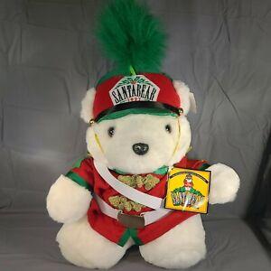 Dayton Hudson Christmas Holiday 1997 Nutcracker SantaBear With Tags VINTAGE