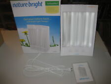 Nature Bright Light Ion Therapy Lamp Sun Touch Plus Daylight Depression Mood