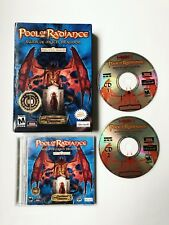 Pool Of RADIANCE RUINS OF MYTH DRANNOR Forgotten Realms PC RPG Game Boxed