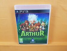 ps3 ARTHUR AND THE REVENGE OF MALTAZARD PAL UK Version REGION FREE