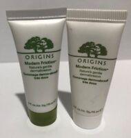 2 Origins Modern Friction Nature's Gentle Dermabrasion each 0.5 oz/15 ml