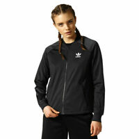 Adidas OG Women's Originals Info Poster Superstar FullZip Black Track Jacket Gym