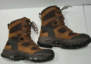 """Irish Setter by Red Wing Aero Tracker - 3855 - 8"""" Hunting Boots - Size Mens 10.5"""