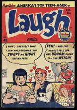 Laugh Comics #48 VG/FN 5.0 OW Pages Archie Comics