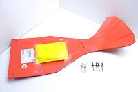 OEM Polaris 2878155-293 Red Pro RMK Skid Plate NOS