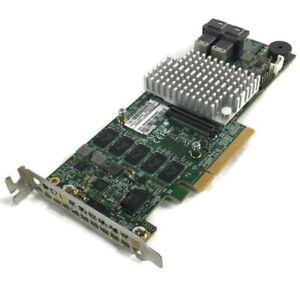 Supermicro AOC-S3108L-H8IR 12G 8-Port SAS Internal RAID Controller Card