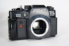 Zenit-122 35mm Film SLR Camera Body and Lens 44m 58mm