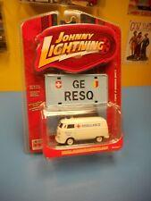 "JOHNNY LIGHTNING '62  VOLKSWAGEN TYPE 2  AMBULANCE ( GE RESQ )   ""NEW"""