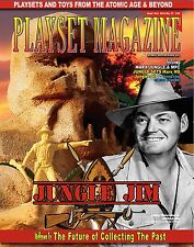 playset magazine #77 Marx + MPC Jungle Jim + Disney on parade playsets + more