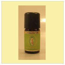 Primavera Zimtblätter Öl 6% naturreines ätherisches Zimtblätteröl 5 ml