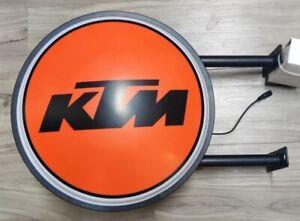 KTM Bar Lighting Wall Sign Light LED Man Cave Christmas Gift