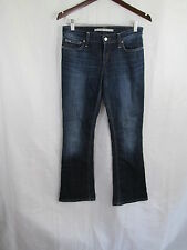 Joe's Jeans Provocateur Blue Denim Jeans Ryder Wash Size 25x29 EUC #183