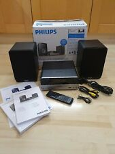 Philips DVD Micro Theatre MCD122